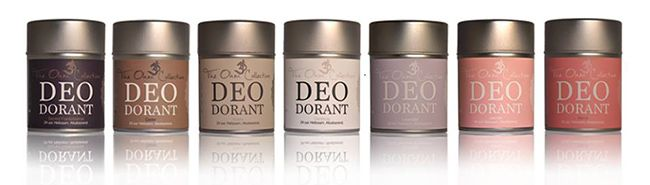 The Ohm Collection Deo Dorants