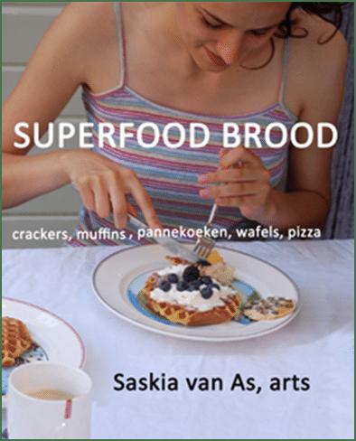 Superfood Brood – Saskia van As