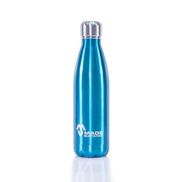 Made Sustained Knight bottle blue 500ml