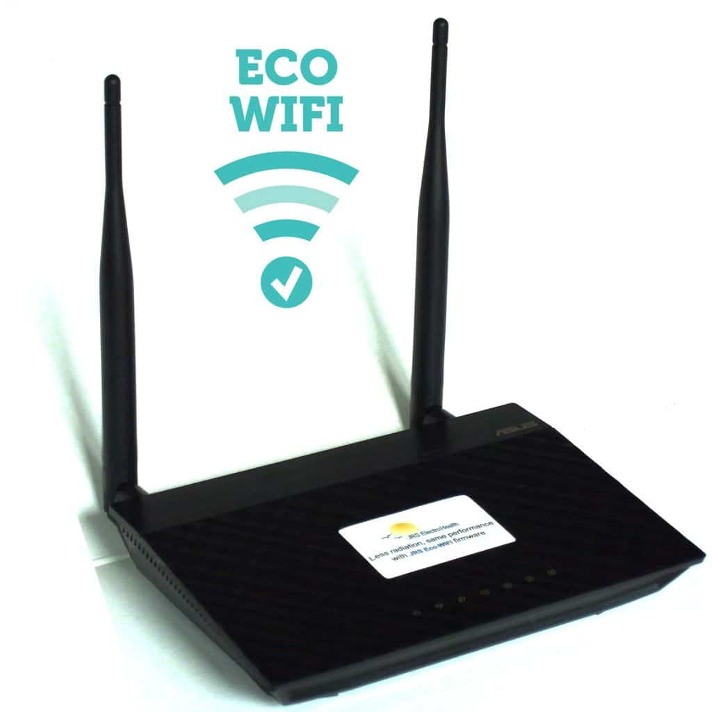 JRS eco-wifi 01A router