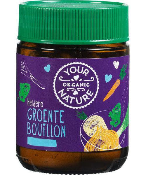 Your Organic Nature Bouillon zonder gistextract