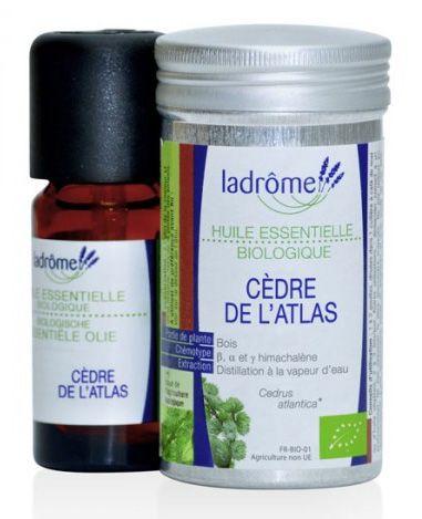 LaDrome etherische olie Ceder