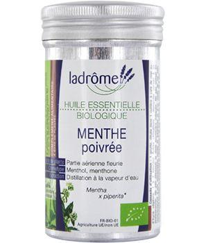 LaDrome etherische olie Pepermunt