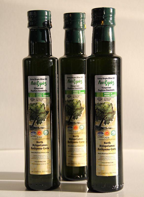 Griekse BIO olijfolie