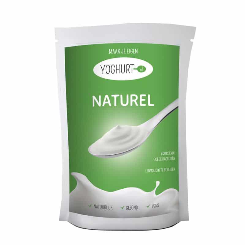 Yoghurt naturel cultuur