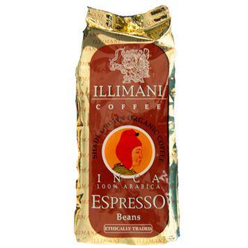 Inca Espresso Illimani (bonen) Bio