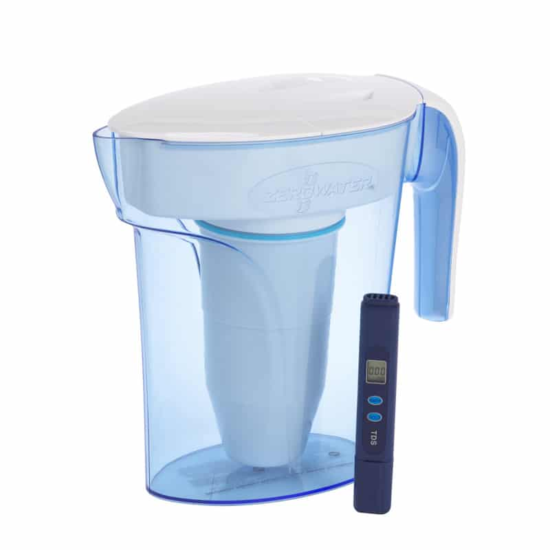 Zerowater filterkannen