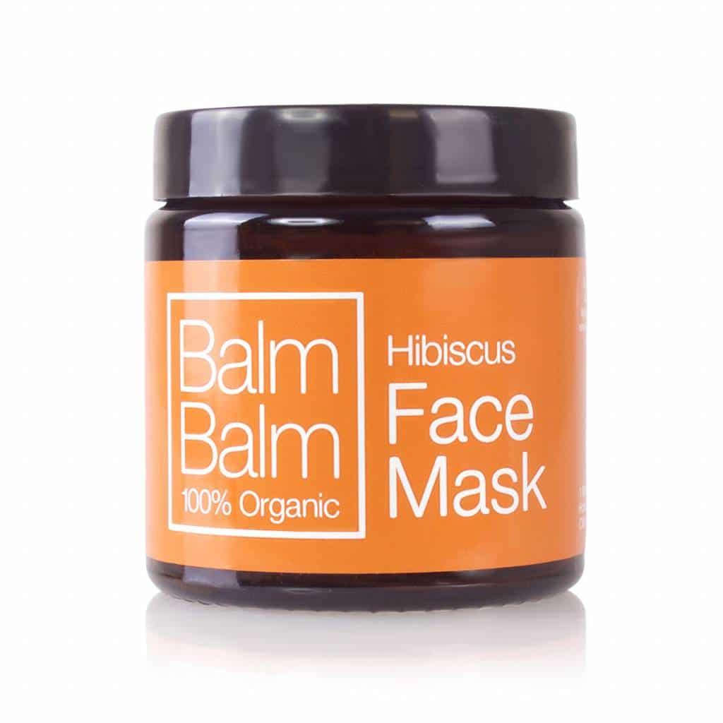 Gezichtsmasker – Hibiscus – Balm Balm