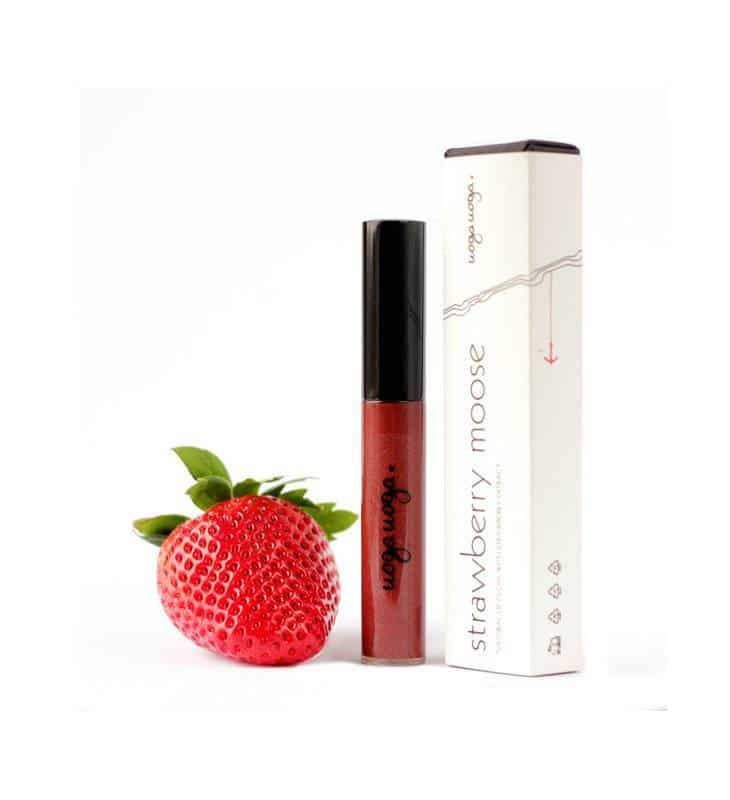 Lipgloss – Strawberry moose – UOGA UOGA