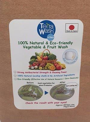 Terrawash Pesticiden remover