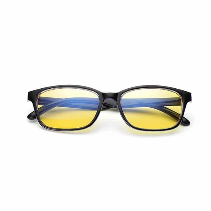 Blauwlicht bescherm bril