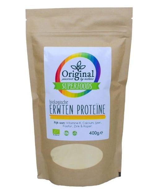 Erwten Proteïne Biologisch Bio