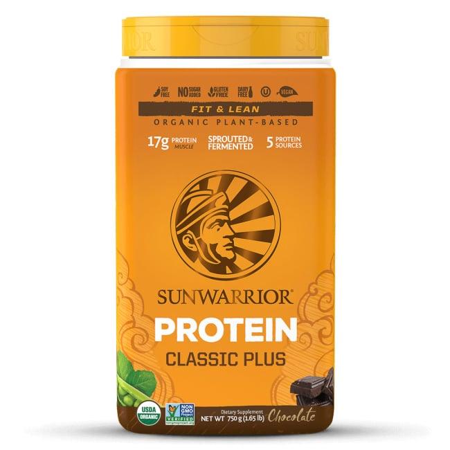 Sunwarrior Classic Plus Chocolade Bio