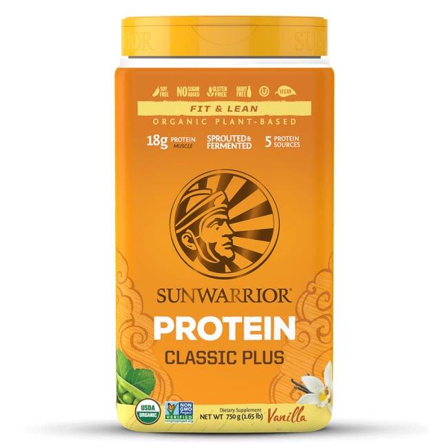 Sunwarrior Classic Plus Vanille Bio
