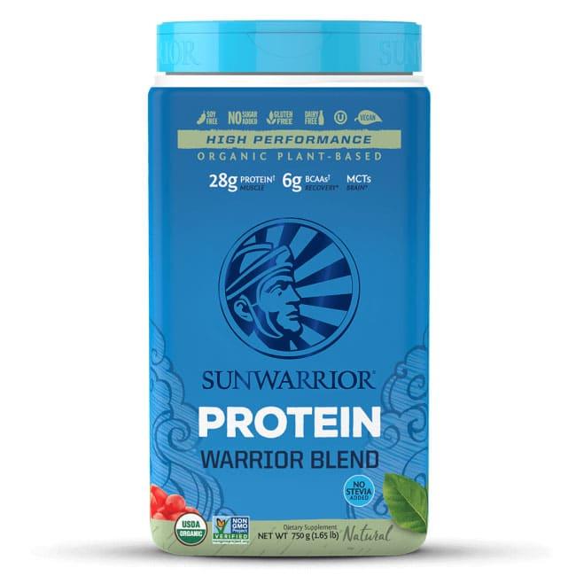 Sunwarrior Warrior Blend Naturel Bio