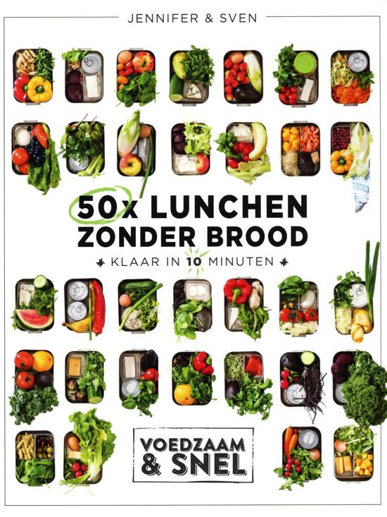 50x lunchen zonder brood - Sven en Jennifer