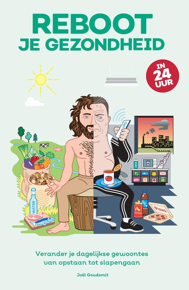 Reboot je gezondheid - Joël Goudsmit