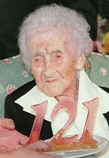 Werd 122 jaar oud