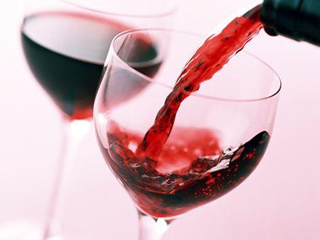 calorieën rode wijn