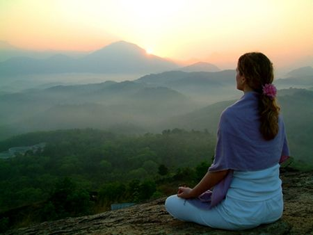 mediteren in stilte