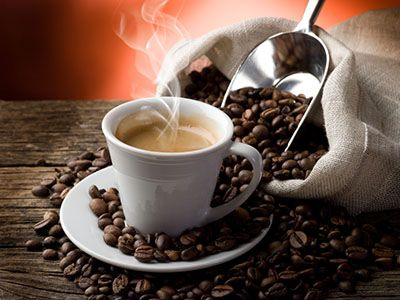 koffie en nieren