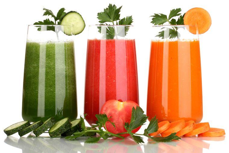 Juicen-gezondheid