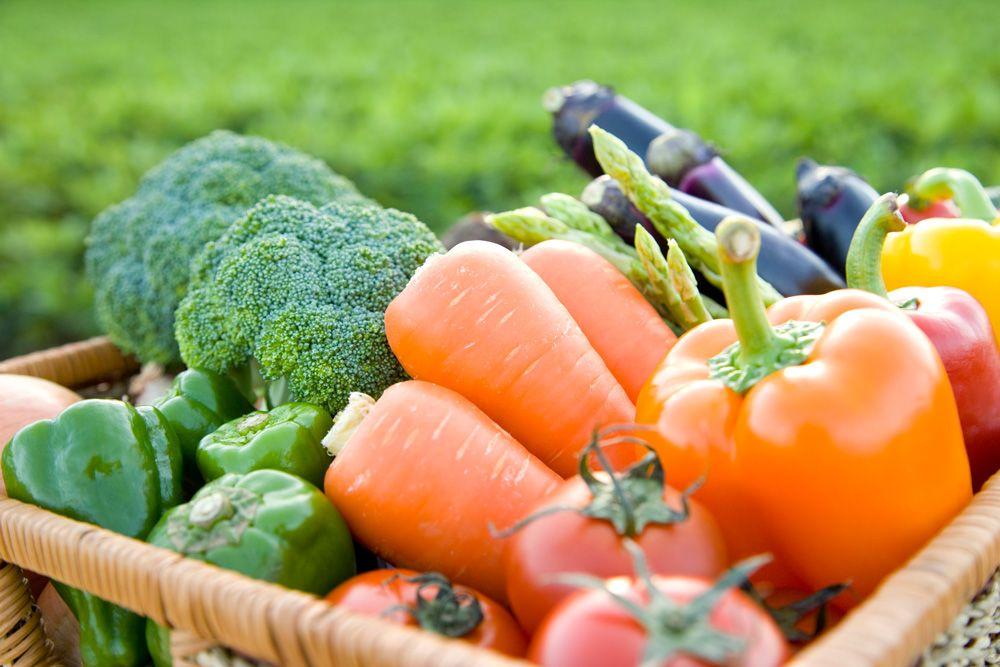 eiwitrijke groenten
