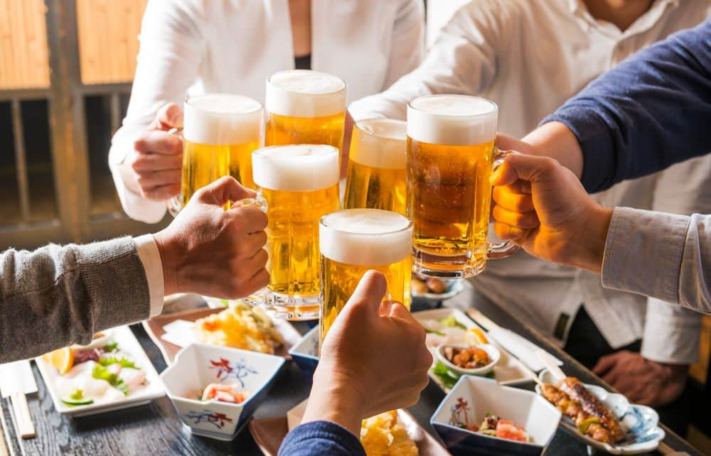 afvallen bier