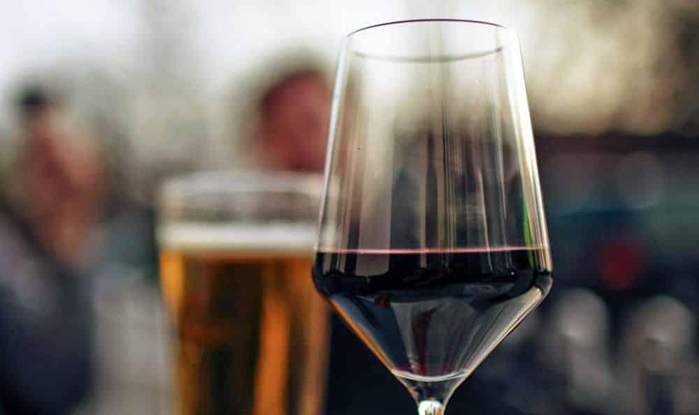 wat is gezonder rode of witte wijn