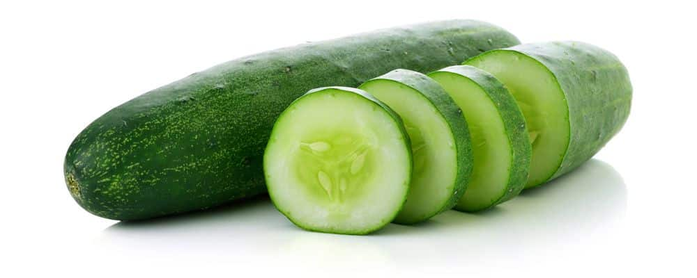 De voedingswaarde van komkommer voeding en gezondheid - De komkommers ...