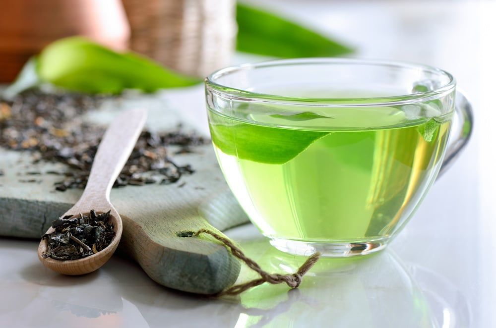groene thee gezond voor darmen