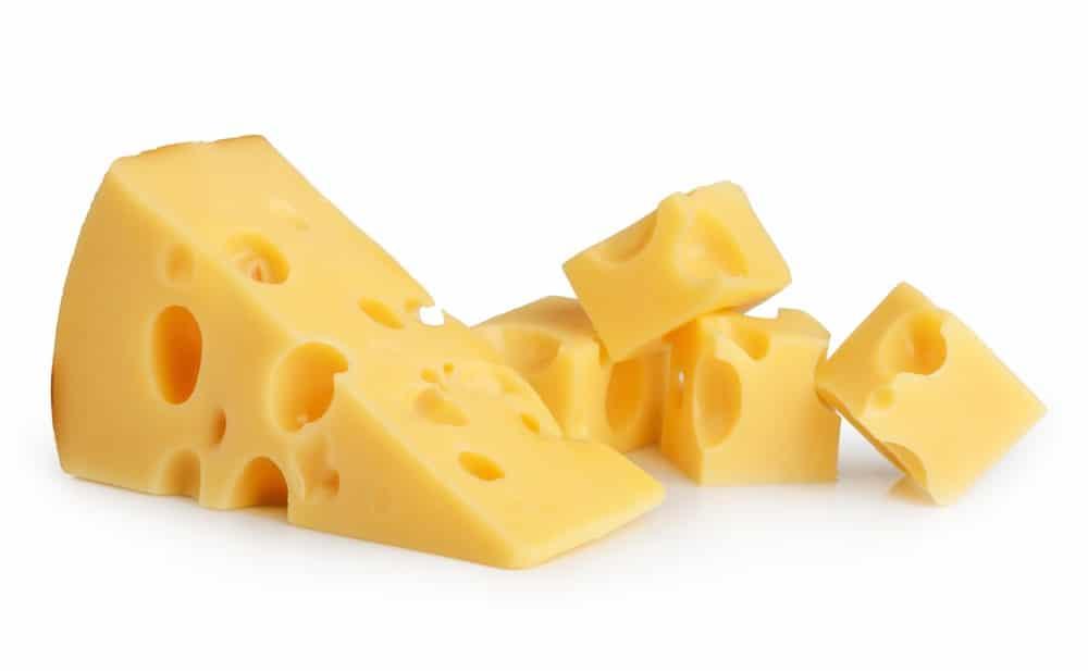 de voedingswaarde van zwitserse kaas - voeding en gezondheid