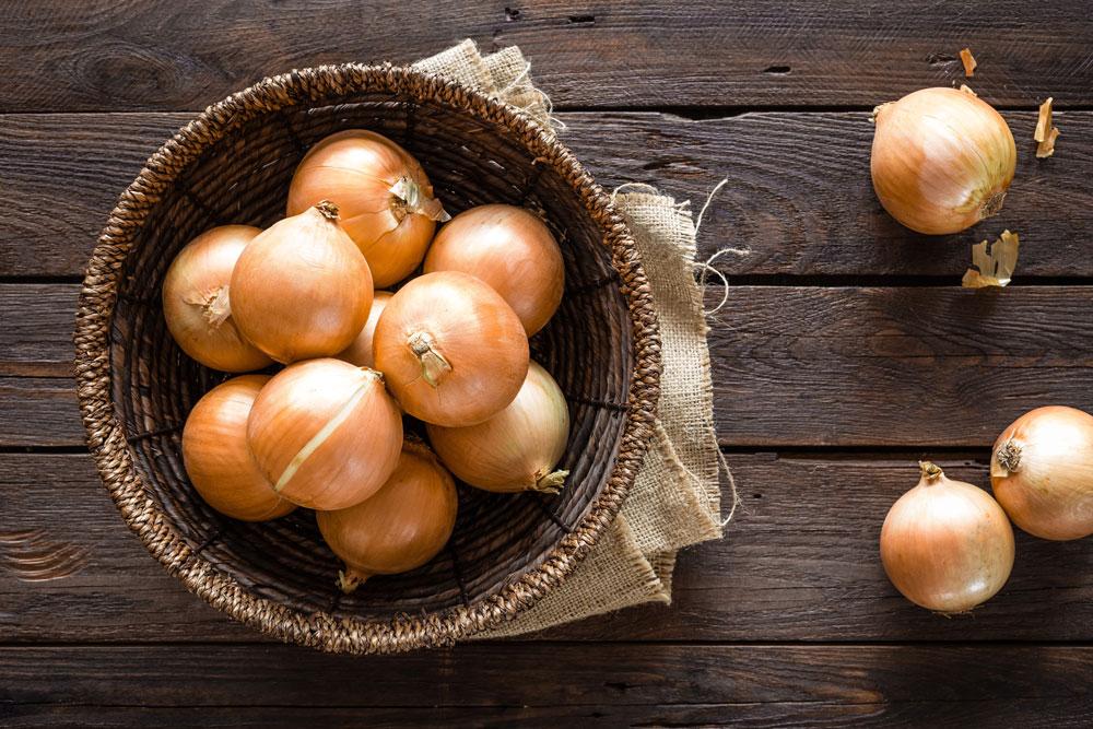 Belangrijke gezondheidsvoordelen van uien