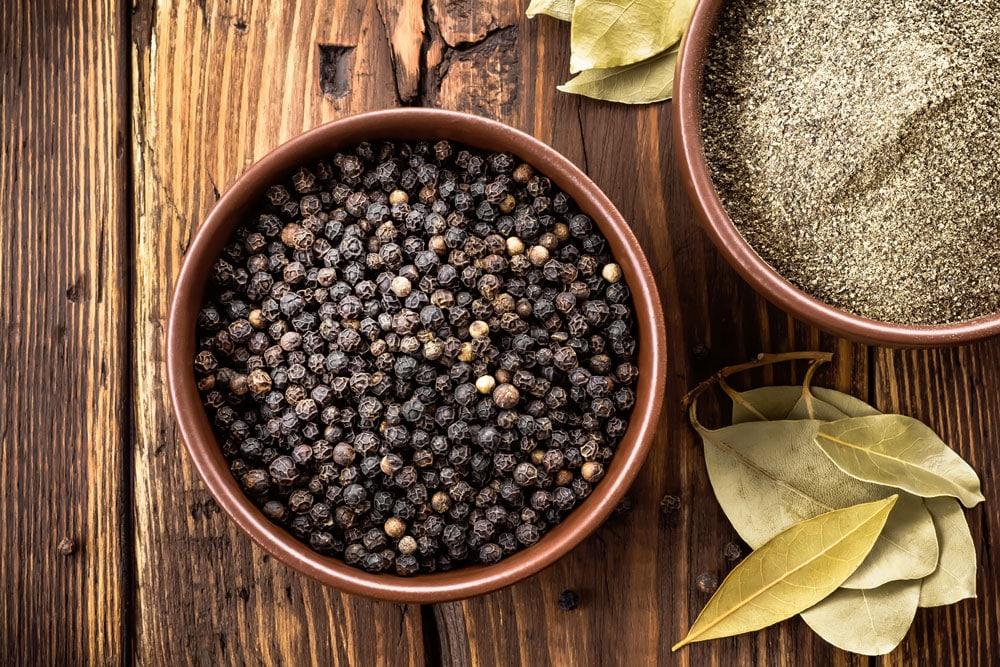 wetenschappelijk onderbouwde voordelen van zwarte peper