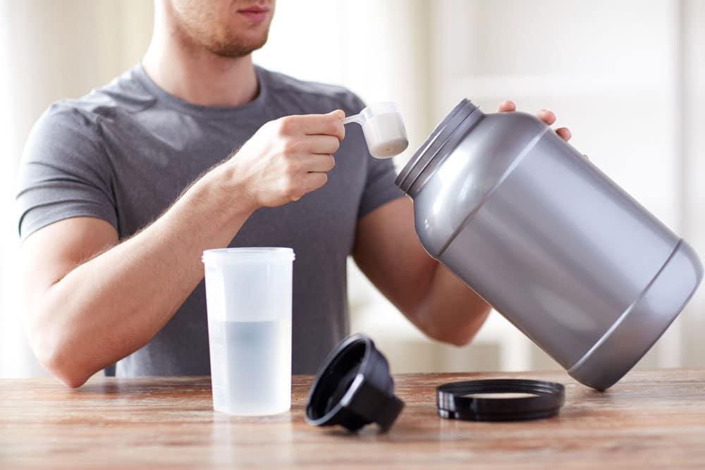 Proteine innemen goed voor spiermassa, botten en vetverbranding