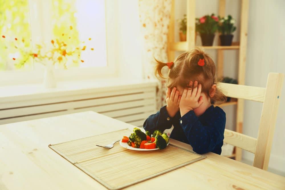 Voedingsstoffen en vitamines voor kinderen