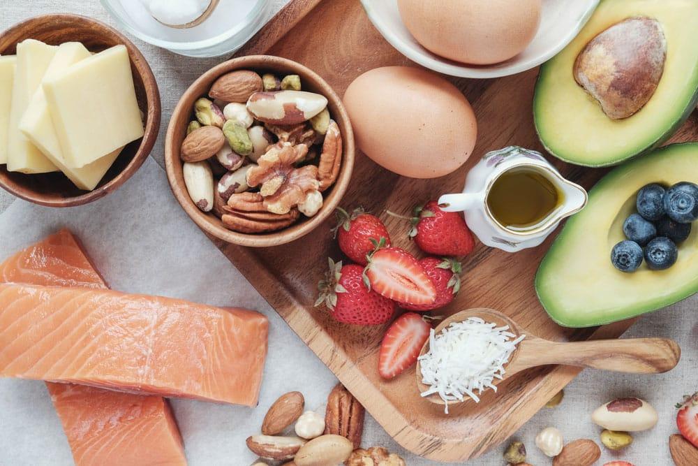 Het ketogeen dieet om af te vallen
