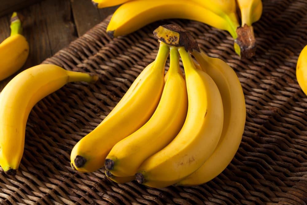 Hoeveel bananen per dag zijn gezond?