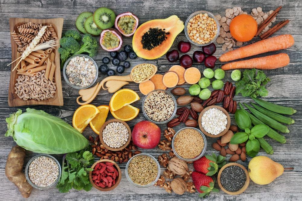 Onbewerkte voeding toch gezonder