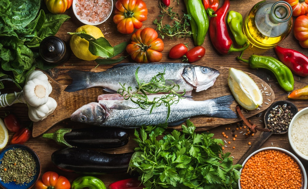 Voeding tegen psoriasis