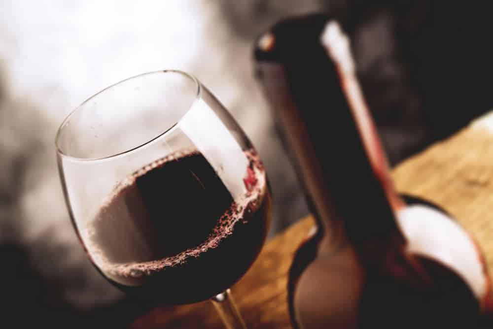 Rode wijn gezonder dan witte wijn