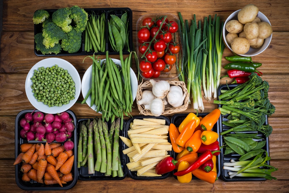 AGF - Aardappelen, groenten en fruit