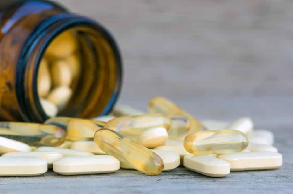 Overdosering vitamines