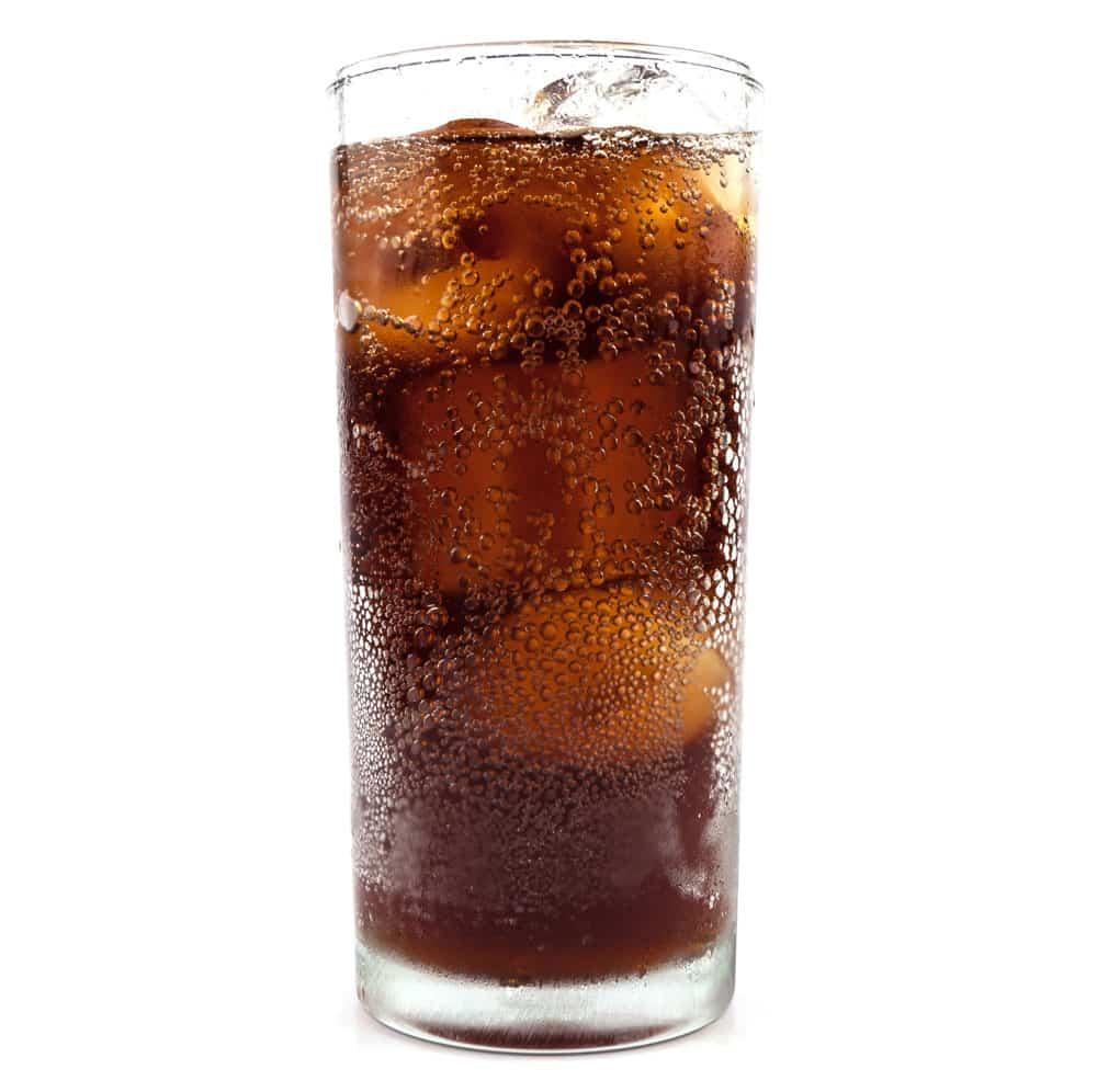 De voedingswaarde van cola