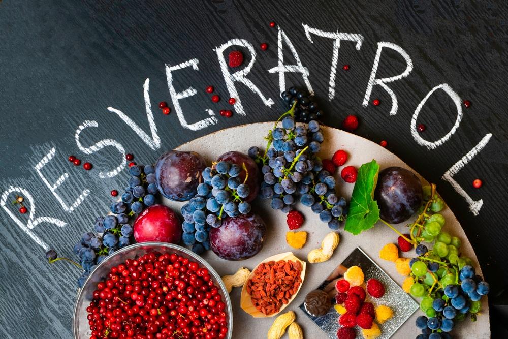 Resveratrol in voeding